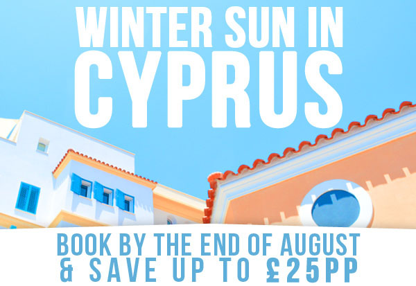 Late deals winter sun holidays